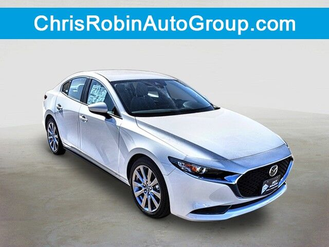 2019 Mazda Mazda3 Sedan FWD W/PREFERRED PKG Midland TX