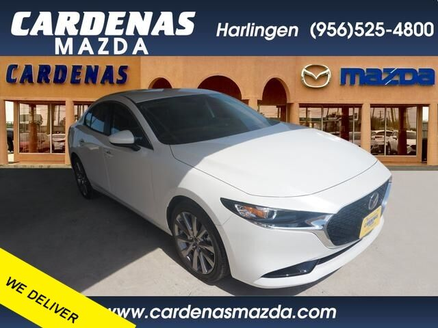 2019 Mazda Mazda3 Sedan Preferred McAllen TX
