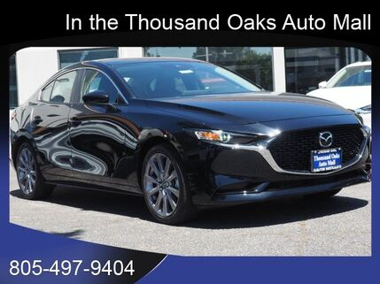 2019_Mazda_Mazda3 Sedan_Preferred_ Thousand Oaks CA