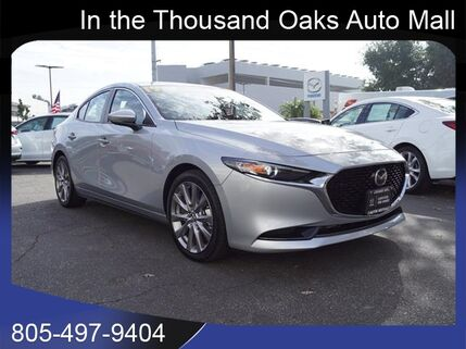 2019_Mazda_Mazda3 Sedan_Select_ Thousand Oaks CA
