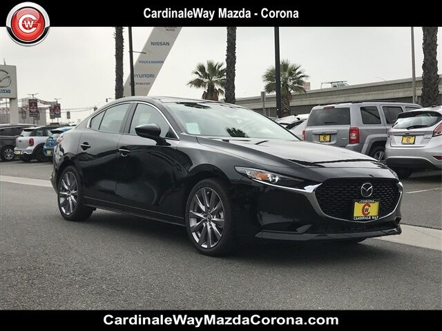 2019 Mazda Mazda3 Sedan w/ PREFERRED PACKAGE Corona CA