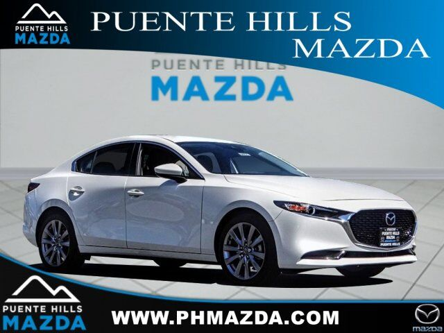 2019 Mazda Mazda3 Sedan w/Preferred Pkg City of Industry CA
