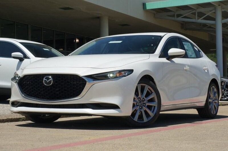 2019 Mazda Mazda3 Sedan w/Preferred Pkg Irving TX