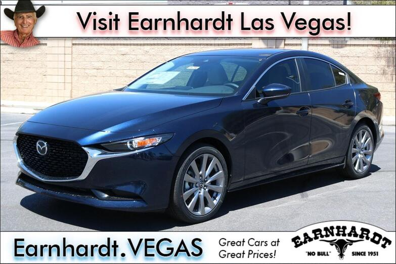 2019 Mazda Mazda3 Sedan w/Preferred Pkg Las Vegas NV