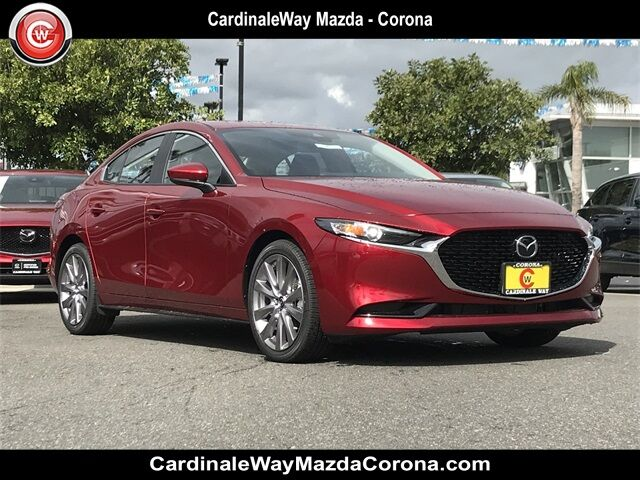 2019 Mazda Mazda3 Sedan w/ SELECT PACKAGE Corona CA