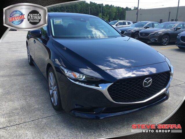 2019 Mazda Mazda3 Sedan w/Select Pkg Central and North AL