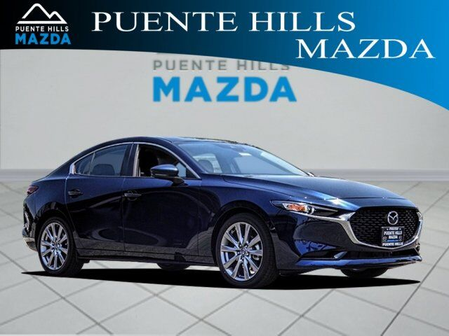 2019 Mazda Mazda3 Sedan w/Select Pkg City of Industry CA