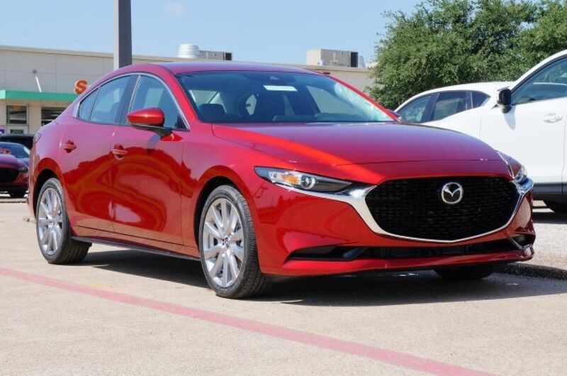 2019 Mazda Mazda3 Sedan w/Select Pkg Irving TX