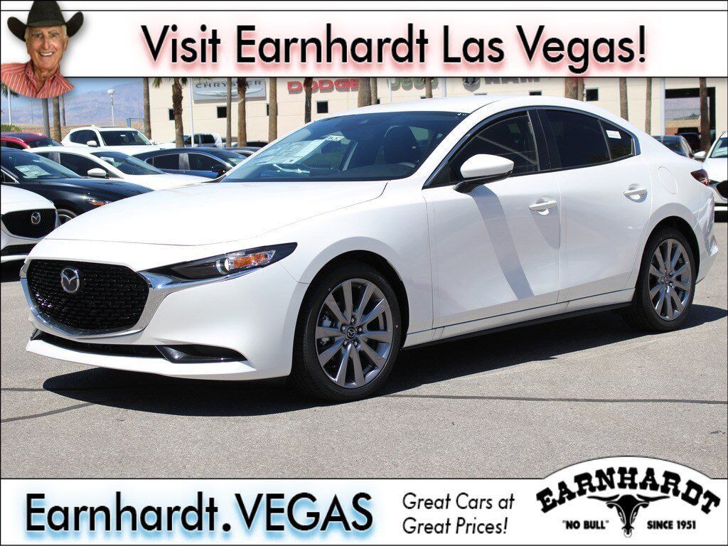 2019 Mazda Mazda3 Sedan w/Select Pkg Las Vegas NV