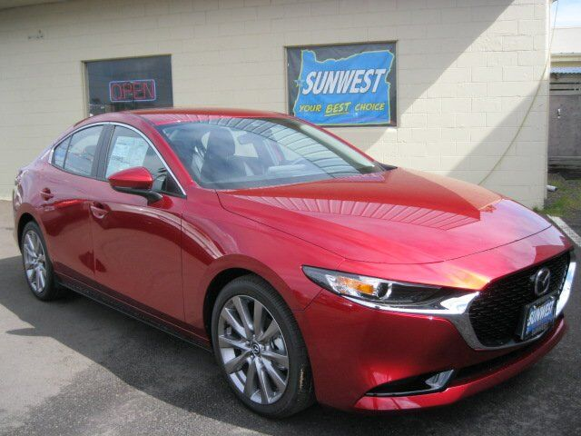 2019 Mazda Mazda3 Sedan w/Select Pkg Newport OR