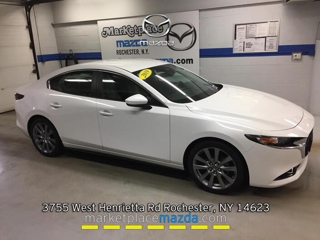 2019 Mazda Mazda3 Sedan w/Select Pkg Rochester NY