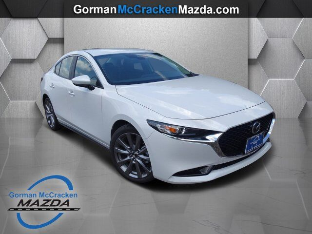 2019 Mazda Mazda3 Sedan with Preferred Pkg Longview TX