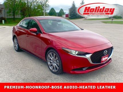 2019_Mazda_Mazda3 Sedan_with Premium Pkg_ Fond du Lac WI
