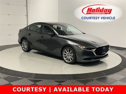 2019_Mazda_Mazda3 Sedan_with Select Pkg_ Fond du Lac WI