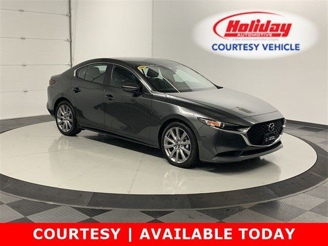 2019 Mazda Mazda3 Sedan with Select Pkg Fond du Lac WI