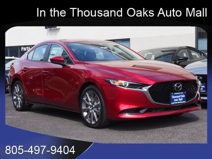 2019_Mazda_Mazda3_Select_ Thousand Oaks CA
