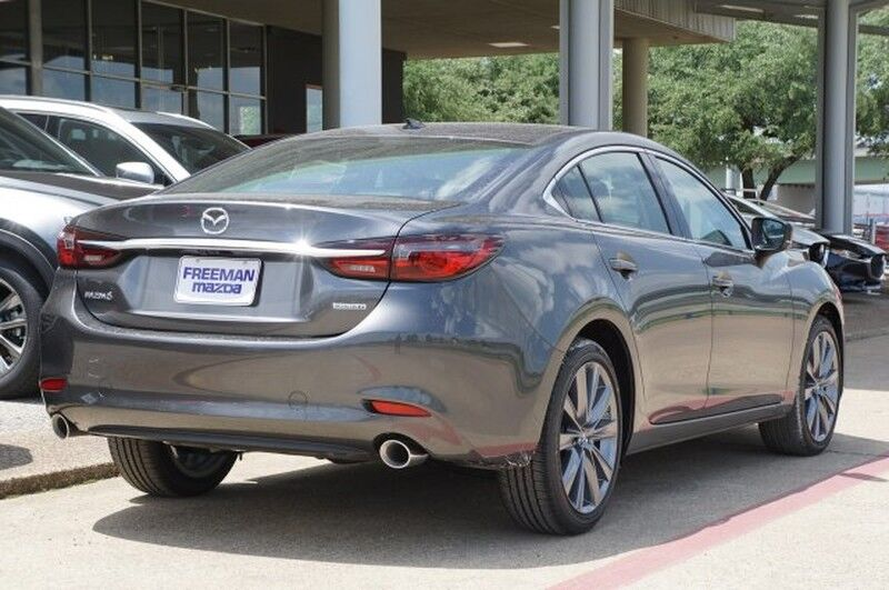 2019 Mazda Mazda6 Grand Touring Irving TX