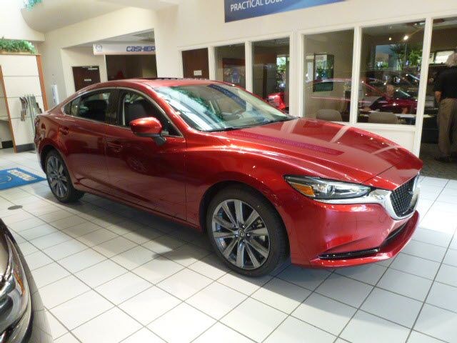 2019 Mazda Mazda6 Grand Touring Memphis TN