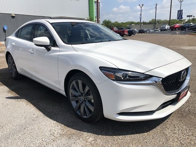 2019 Mazda Mazda6 Grand Touring Mission TX