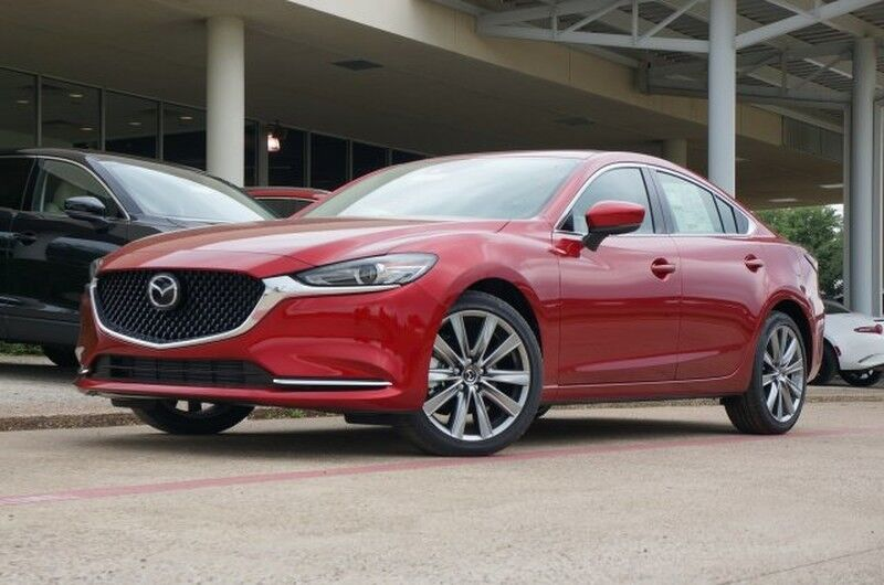 2019 Mazda Mazda6 Grand Touring Reserve Irving TX