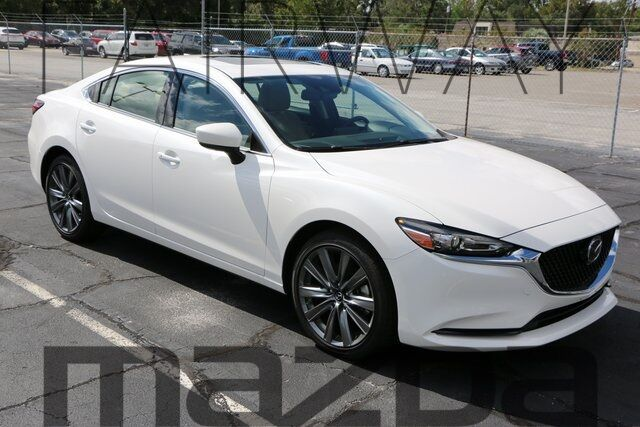 2019 Mazda Mazda6 Grand Touring Savannah GA
