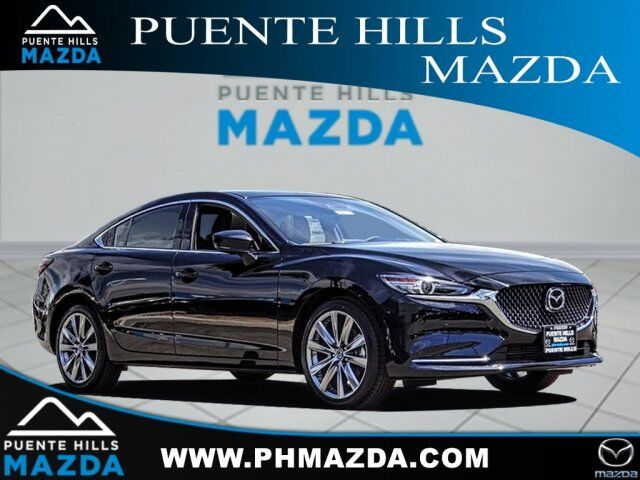 2019 Mazda Mazda6 Signature City of Industry CA