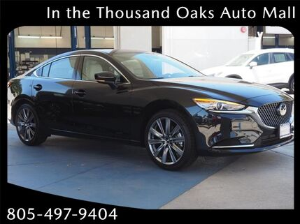 2019_Mazda_Mazda6_Signature_ Thousand Oaks CA