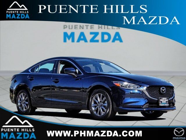 2019 Mazda Mazda6 Sport City of Industry CA
