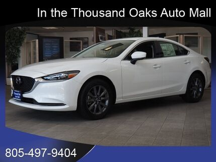 2019_Mazda_Mazda6_Sport_ Thousand Oaks CA