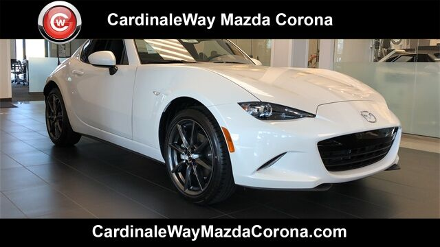 2019 Mazda Miata RF Grand Touring Corona CA