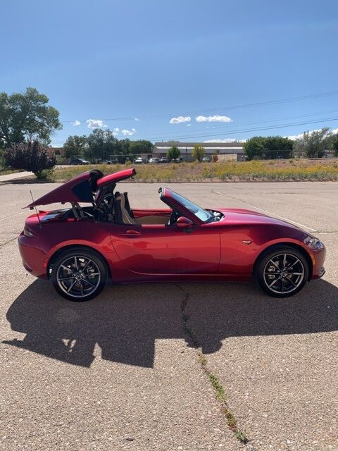 2019 Mazda Miata RF Grand Touring Santa Fe NM