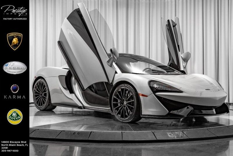 2019_McLaren_570GT__ North Miami Beach FL