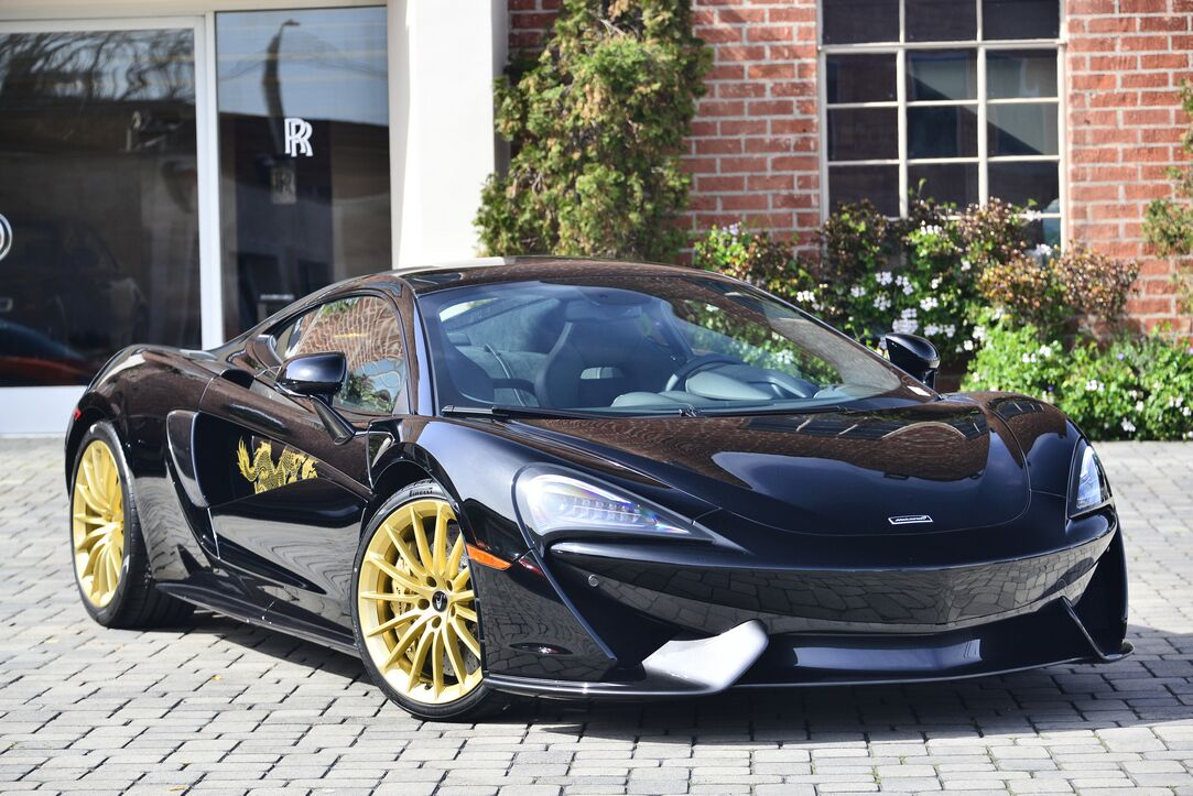 2019 McLaren 570GT Coupe by MSO Cabeen Collection  Beverly Hills CA