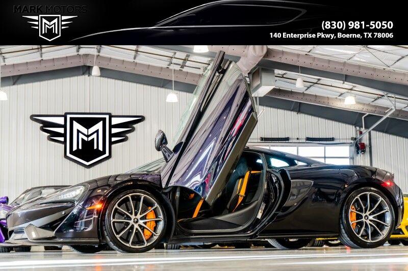 2019_McLaren_570S__ Boerne TX