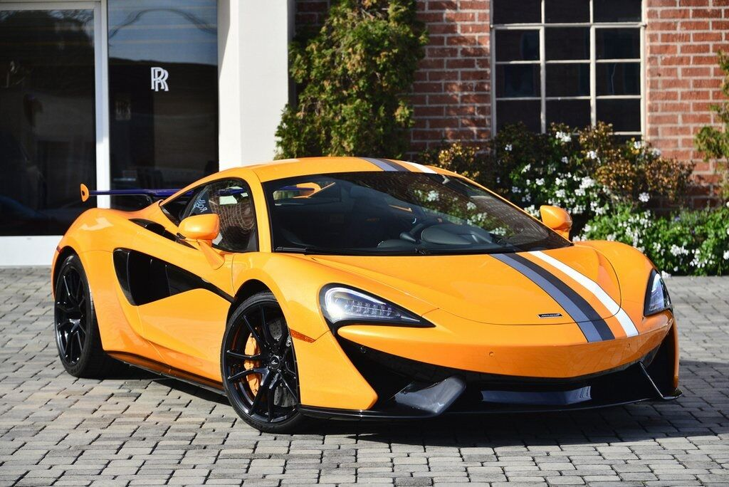 2019 McLaren 570S Coupe by MSO  Beverly Hills CA