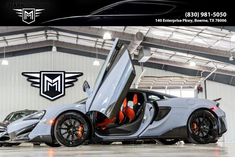 2019_McLaren_600LT_- MSO DEFINED CERAMIC GREY_ Boerne TX