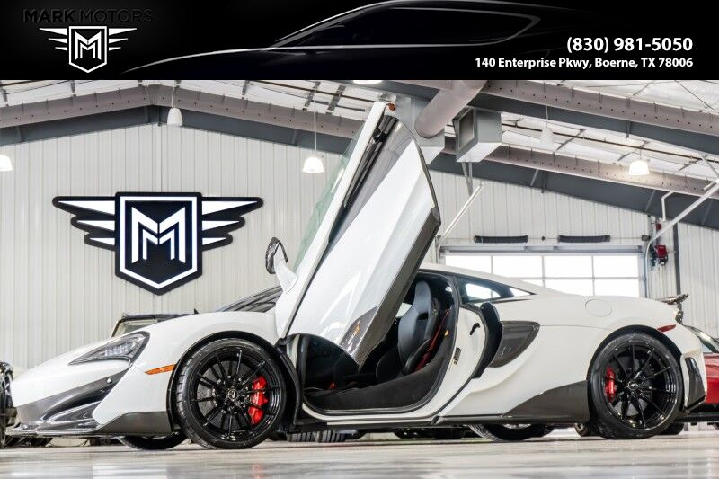 2019_McLaren_600LT__ Boerne TX