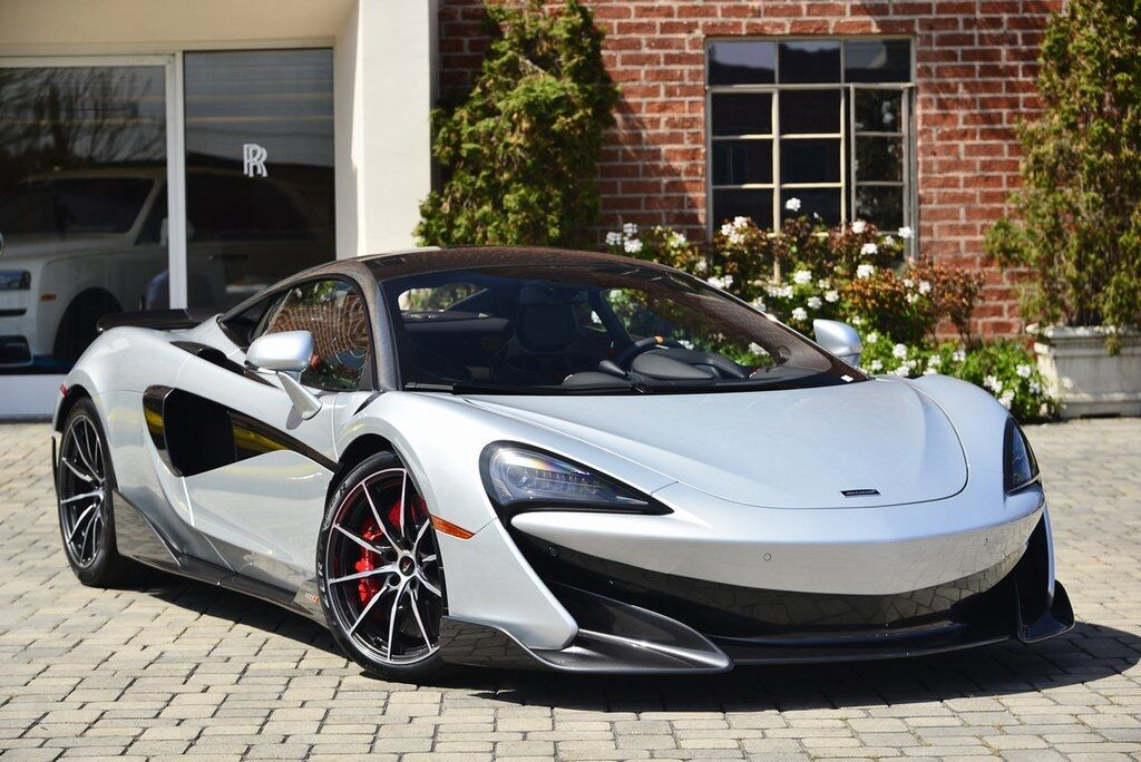 2019 McLaren 600LT Lawrence KS