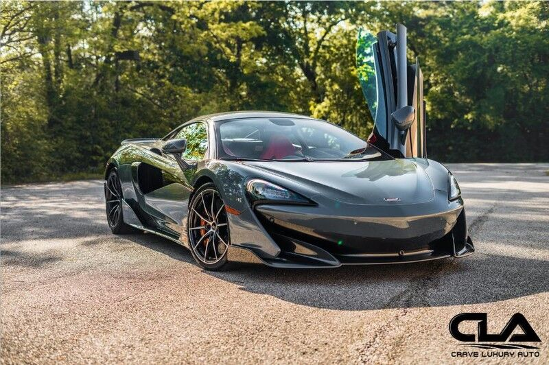 2019 McLaren 600LT  The Woodlands TX