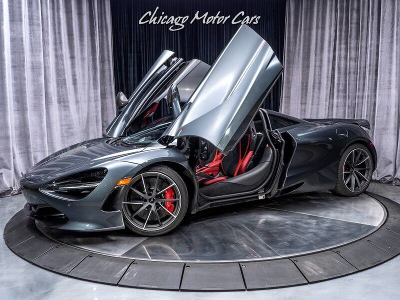 2019_McLaren_720S_Coupe Performance Package **MSO Options MSRP $344,460+**_ Chicago IL