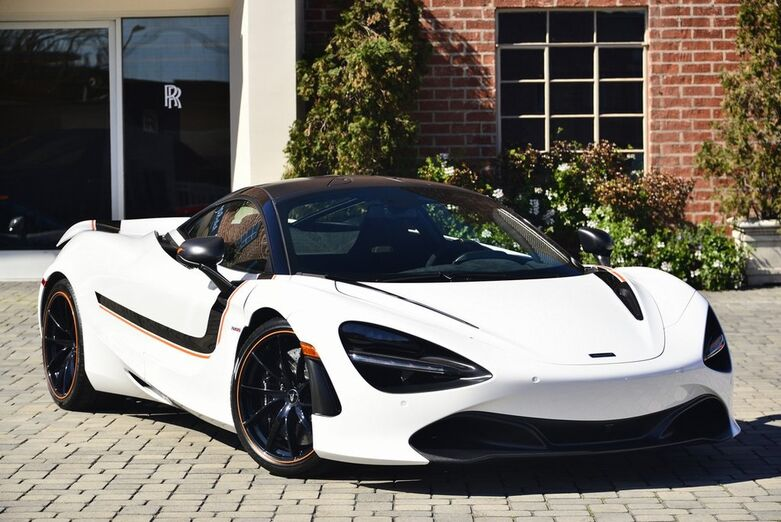 2019 McLaren 720S Coupe by MSO  Beverly Hills CA
