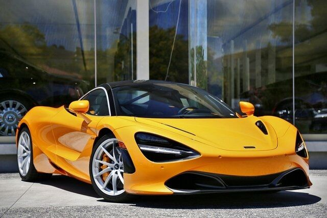 2019 McLaren 720S Luxury  Westlake Village CA