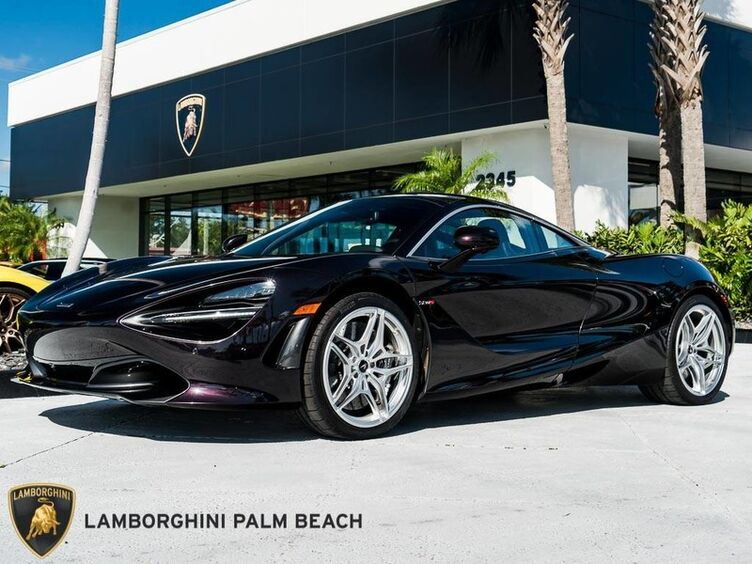2019_McLaren_720S_Luxury_ Palm Beach FL