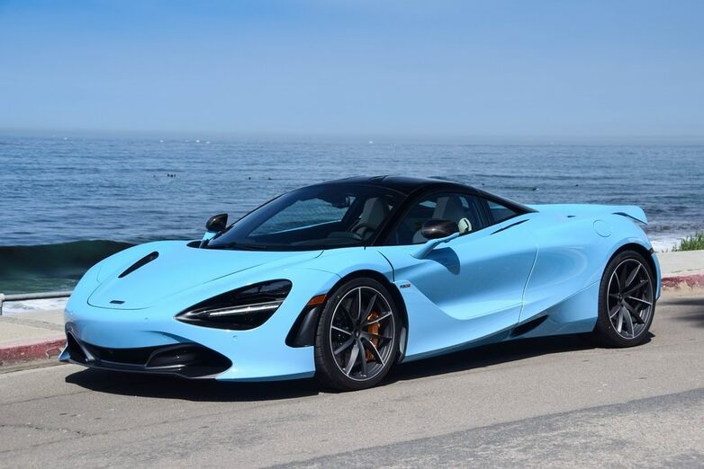 2019 McLaren 720S Performance Coupe  San Diego CA