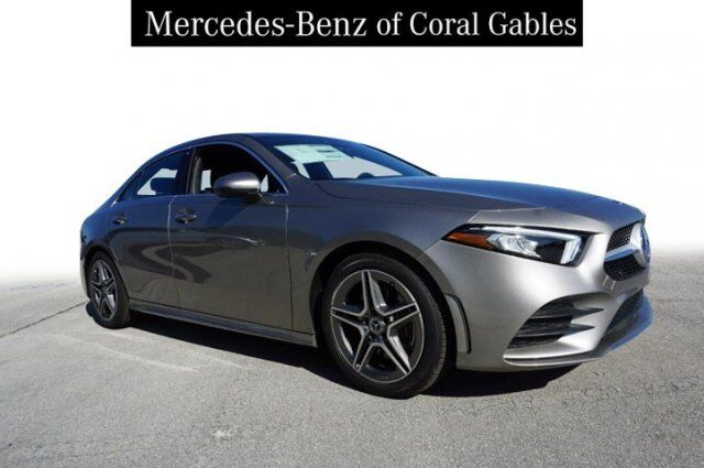 2019 Mercedes-Benz A 220 4MATIC® Sedan  Coral Gables FL