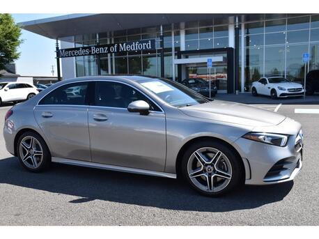 2019_Mercedes-Benz_A 220 4MATIC® Sedan__ Medford OR