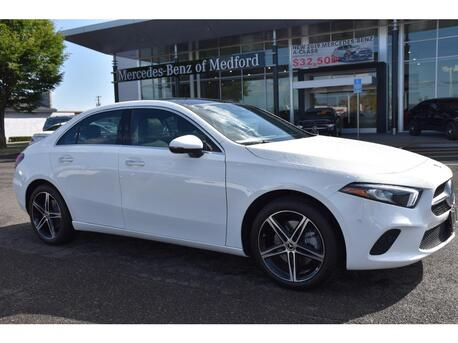 2019_Mercedes-Benz_A_220 4MATIC® Sedan_ Medford OR
