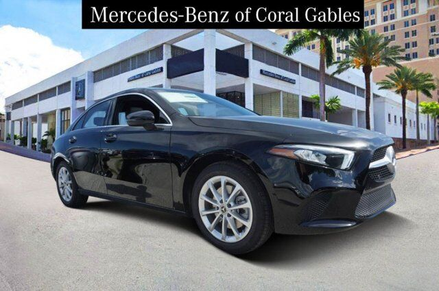 2019 Mercedes-Benz A 220 Sedan  Coral Gables FL