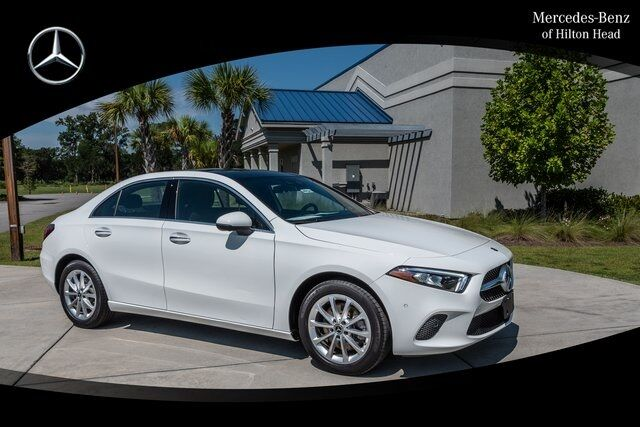 2019 Mercedes-Benz A 220 Sedan Bluffton SC