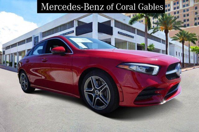 2019 Mercedes-Benz A 220 Sedan KW034342 Coral Gables FL